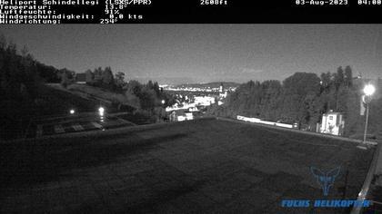 Schindellegi: Fuchs Helikopter
