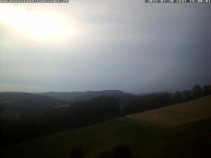 Häfelfingen: Baselland Tourismus - Bad Ramsach, Läufelfingen
