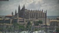 Palma: Catedral de Mallorca - Overdag