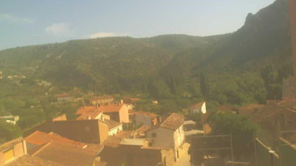 Webkamera El Cuervo: Teruel