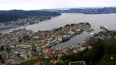 Thumbnail of Bergen webcam at 4:52, May 10