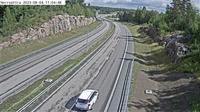 Viby: Norrs�ttra (Kameran �r placerad p� v�g  Norrortsleden mellan T�rnskogstunneln och trafikplats Hagbylund och �r riktad mot Rosenk�lla/E) - Actuales