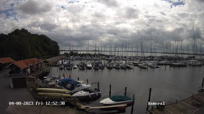 Tageslicht webcam ansicht von Rendbjerg: Egernsund − Marina Minde