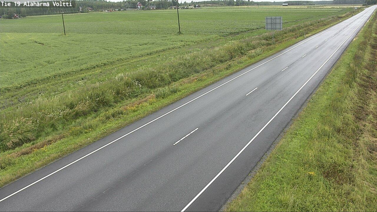 Webcam Kauhava: Tie 19 Alahärmä, Voltti − Uuteenkaarlepyy