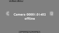 City of London: Kingsland Rd/Hackney Rd - Overdag