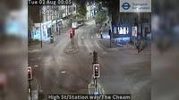 Sutton: High St/Station way/The Cheam - Actuales