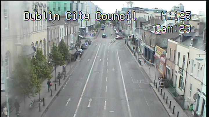 Webcam Dublin: Traffic, Republic of