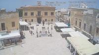 Favignana: Piazza Europa - Overdag