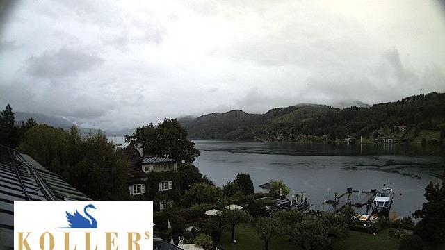 Webcam Sankt Wolfgang: Seeboden − Millstätter See