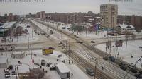 Magnitogorsk > South-West: Ulitsa Truda - Ulitsa Sovetskaya - Overdag