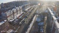 Tyumen: Сквер Болгаро-Советской дружбы - Overdag