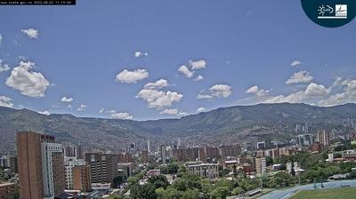 Medellin Daglicht Webcam Image