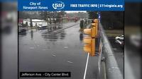 Port Warwick: VA- - NN - Jefferson Ave @ Middleground Blvd - Current