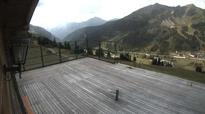 Vista de cámara web de luz diurna desde Obertauern: MankeiAlm