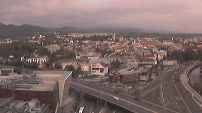 Vue webcam de jour à partir de Banská Bystrica: Banska Bystrica