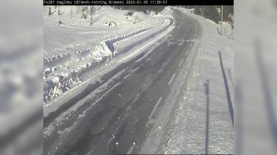 Daylight webcam view from Haglebu: F211 − Flå kommune, 882 moh