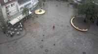 Achern: Rathausplatz - Dia