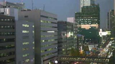Webcam 桜丘町: 渋谷 首都高速3号線