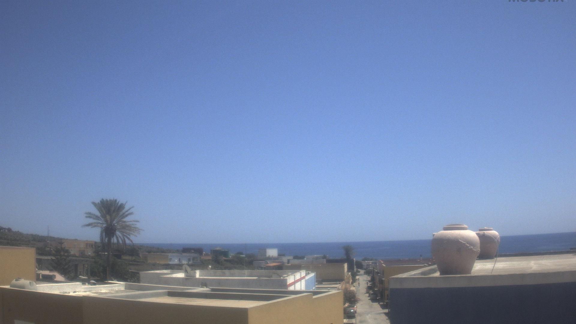 Webcam Linosa Island