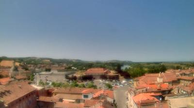 Daylight webcam view from Casale Monferrato: WebCam Torre