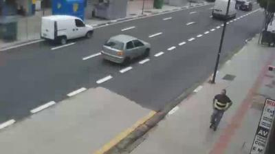 Webcam Campinas: Avenida Francisco Glicério, n° 641