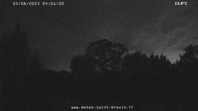 Saint-Brevin-les-Pins › Ouest: Région - Vue du ciel