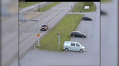 Tie - Vaalimaa - Kuva raja-asemalta itään