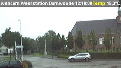 Damwald › Sud: Weerstation Damwoude