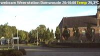 Damwald › South: Weerstation Damwoude - Actuelle