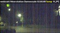 Damwald › South: Weerstation Damwoude - Actual