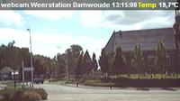 Damwald › South: Weerstation Damwoude - Day time