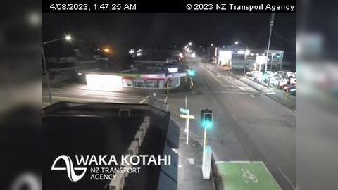 Webkamera Fendalton › East: Riccarton, Christchurch