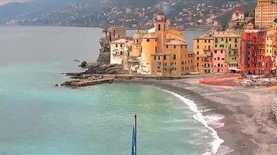 Webcam Camogli: Santa Maria Assunta