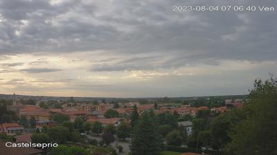 Thumbnail of Cassano Magnago webcam at 6:03, Mar 4