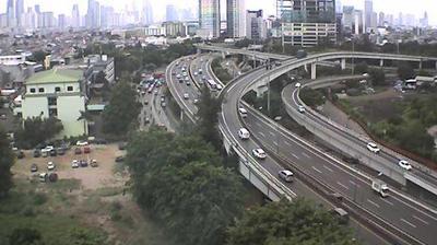 Thumbnail of Jakarta webcam at 12:14, Sep 19