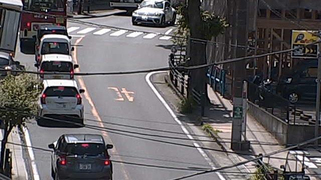 Webcam 東町: Hakone (箱根町)