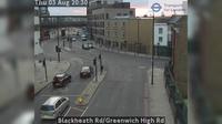 London: Blackheath Rd/Greenwich High Rd - Recent