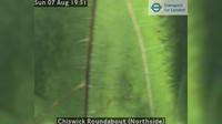 Acton: Chiswick Roundabout (Northside) - Current