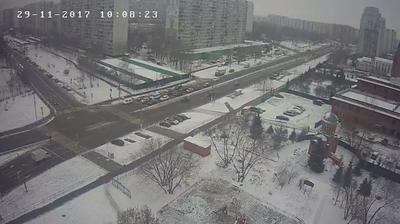 Webcam Отрадное › North: Panorama