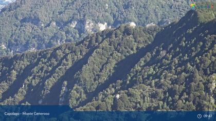 Capolago: Monte Generoso