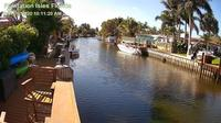 Fort Lauderdale › South: Plantation Isles - Plantation canal, turtle float and underwater view - Actuales