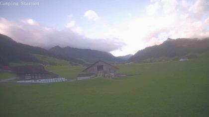 Marbach LU: Camping-Sternen