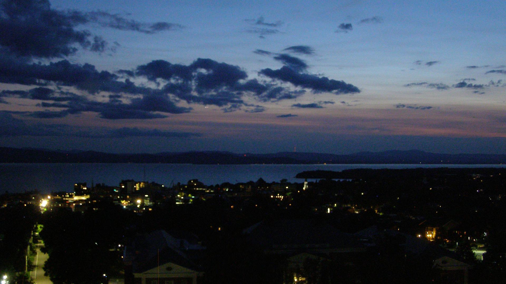 Webkamera Catlinsburg (historical): Burlington, VT Northwest