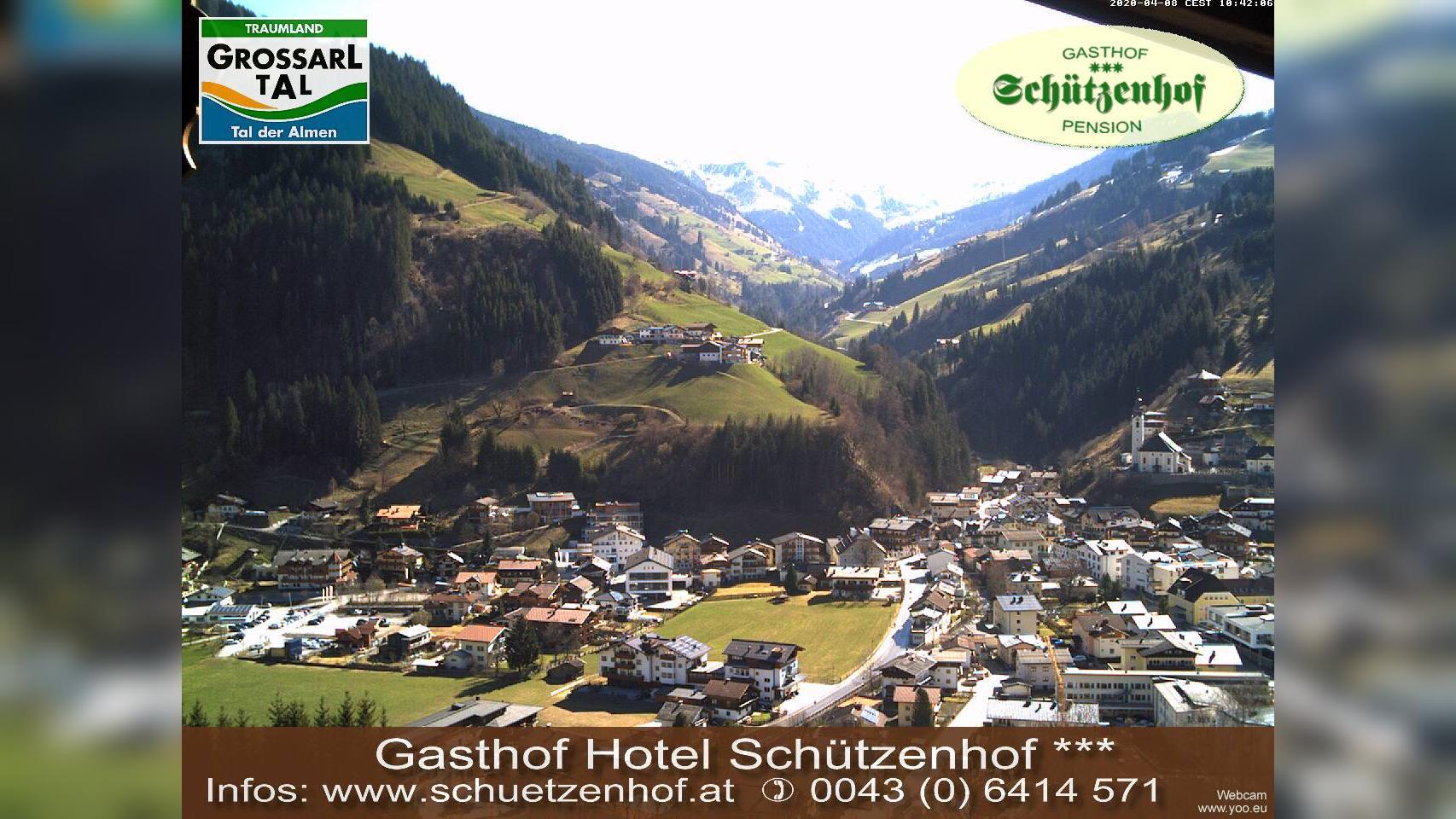 Webcam Grossarl: Webcam − Großarl Zentrum Salzburger Land