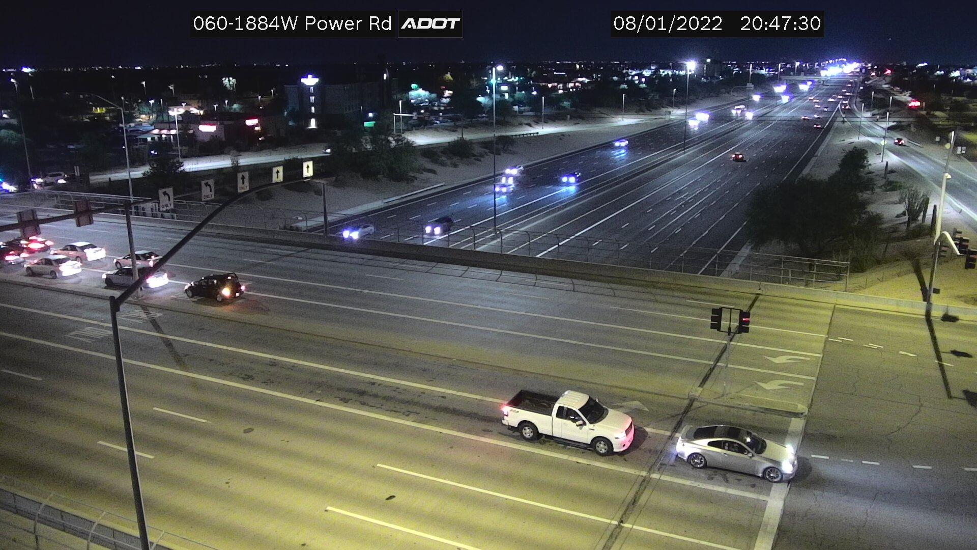 Webcam Leisure World: US 60 @ Power