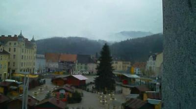 Webcam Berndorf: Hauptplatz der Innenstadt von Bruck an d