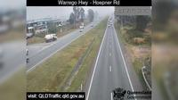 Abermain: Karalee - Warrego Highway - Queensborough Parade (West)