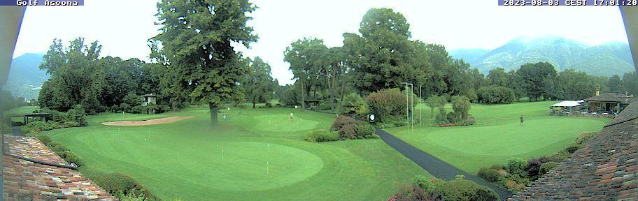 Ascona: Golf Club Patriziale Ascona