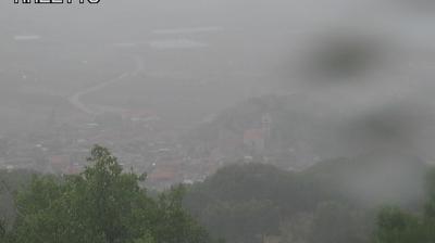Webcam Villa Milia: Etna volcano, Belvedere
