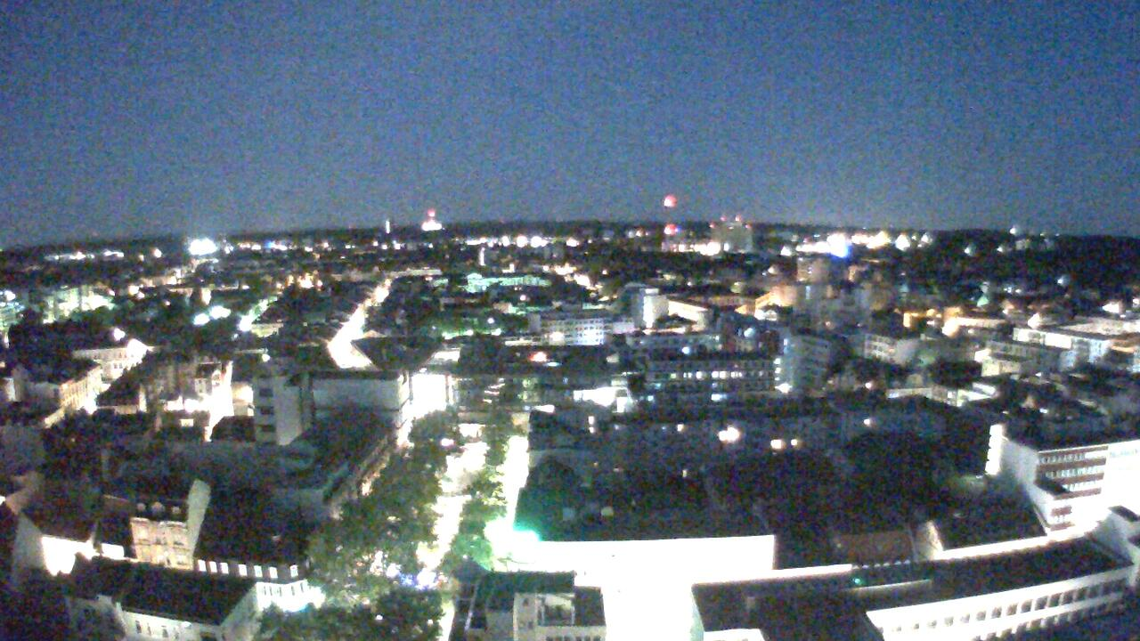 Webcam Offenbach am Main: Offenbach Rathaus